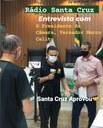 Entrevista a Rádio Santa Cruz
