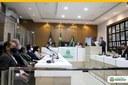 Realização da Sessão Ordinária do 23 de Fevereiro de 2020