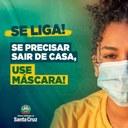 Use Máscara!