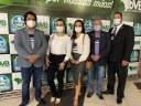 Vereadores e Vereadoras representam a Câmara Municipal de santa Cruz na XX Marcha dos Legislativos Municipais