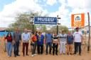 Vereadores(a) fazem visita ao Museu Rural Auta Pinheiro Bezerra